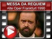 Messa da Requiem, Frankfurt 1990